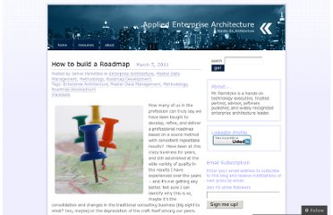 http://pragmaticarchitect.wordpress.com/2011/03/05/how-to-build-a-roadmap/
