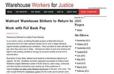 http://www.warehouseworker.org/news/2012/10/walmart-warehouse-strikers-to-return-to-work-with-full-back-pay/