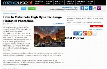 http://www.makeuseof.com/tag/fake-high-dynamic-range-photos-photoshop/