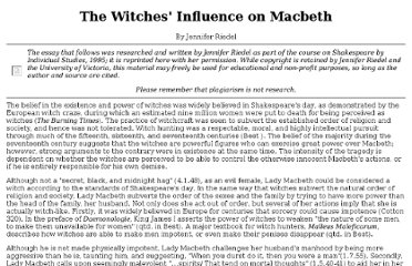the paradox of power in shakespeares macbeth Free essay: the corrupting power of unchecked ambition the main theme of macbeth-the destruction wrought when ambition goes unchecked by moral.