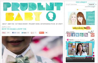 http://prudentbaby.com/2010/04/baby-kid/how-to-make-a-bow-tie-2/