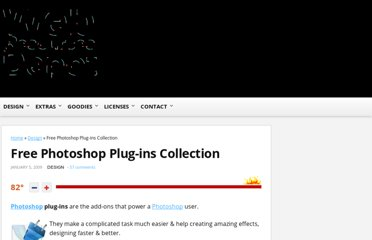 http://www.webresourcesdepot.com/free-photoshop-plugins-collection/