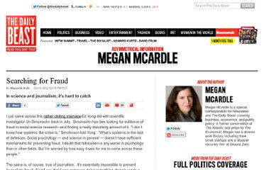 http://www.thedailybeast.com/articles/2012/10/09/searching-for-fraud.html