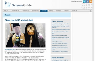 http://www.scienceguide.nl/201209/steep-rise-in-us-student-debt.aspx
