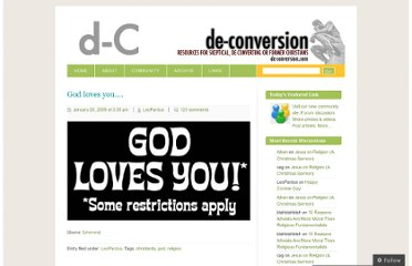 http://de-conversion.com/2009/01/20/god-loves-you/