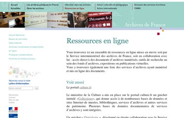 http://www.archivesdefrance.culture.gouv.fr/ressources/