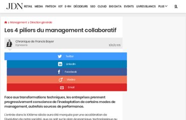 http://www.journaldunet.com/management/expert/52542/les-4-piliers-du-management-collaboratif.shtml