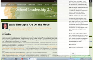 http://www.schoolleadership20.com/group/classroom-walk-throughs/forum/topics/walk-throughs-are-on-the-move