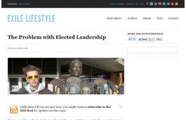 http://exilelifestyle.com/problem-elected-leadership/