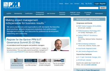 http://www.pmi.org/Pages/Members/default.aspx