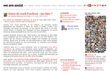 http://wearesocial.fr/blog/2012/10/baisse-du-reach-facebook-faire/