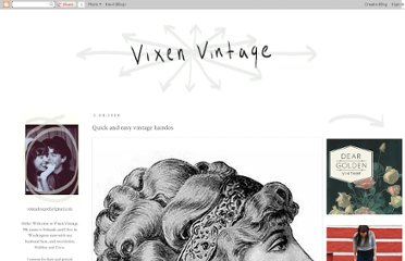 http://www.vixen-vintage.com/2010/02/quick-and-easy-vintage-hairdos.html