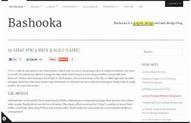 http://bashooka.com/coding/html5-video-audio-players/