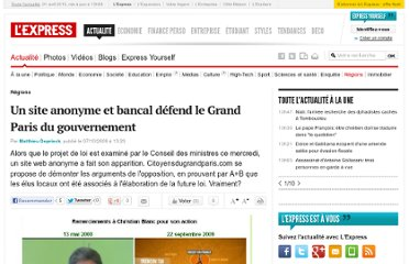 http://www.lexpress.fr/region/un-site-anonyme-et-bancal-defend-le-grand-paris-du-gouvernement_792848.html