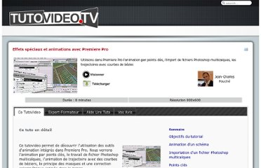 http://www.tutovideo.tv/tutorial-adobe-premiere-pro-effets-animation-gratuit.html