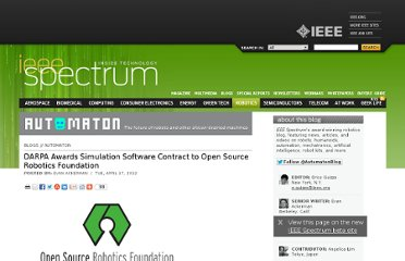 http://spectrum.ieee.org/automaton/robotics/robotics-software/darpa-robotics-challenge-simulation-software-open-source-robotics-foundation