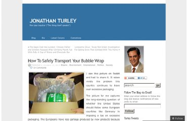 http://jonathanturley.org/2012/10/12/how-to-safely-transport-your-bubble-wrap/