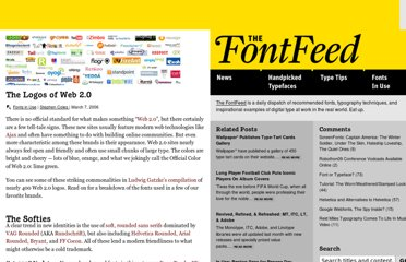 http://fontfeed.com/archives/the-logos-of-web-20/