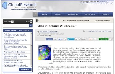 http://www.globalresearch.ca/who-is-behind-wikileaks/22389