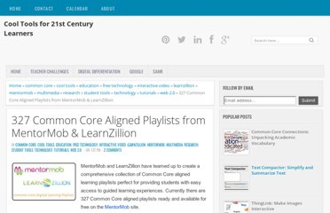 http://d97cooltools.blogspot.com/2012/10/327-common-core-aligned-playlists-from.html