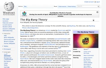http://en.wikipedia.org/wiki/The_Big_Bang_Theory