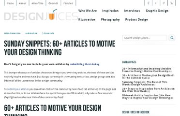 http://www.designjuices.co.uk/2010/06/60-articles-motive-design/