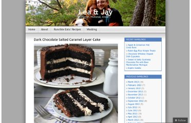 http://leaandjay.wordpress.com/2012/08/24/dark-chocolate-salted-caramel-layer-cake/