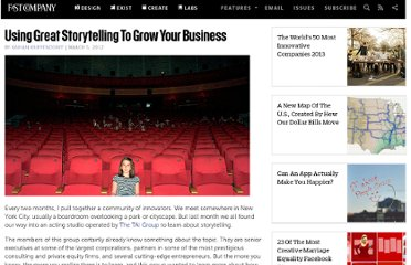 http://www.fastcompany.com/1822792/using-great-storytelling-grow-your-business