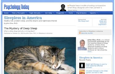 http://www.psychologytoday.com/blog/sleepless-in-america/201010/the-mystery-deep-sleep