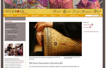 http://www.silkroadproject.org/Education/Resources/emSilkRoadEncountersem/tabid/339/Default.aspx