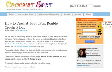 http://www.crochetspot.com/how-to-crochet-front-post-double-crochet-fpdc/