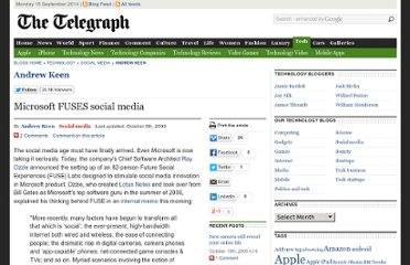 http://blogs.telegraph.co.uk/technology/andrewkeen/100003851/microsoft-fuses-social-media/