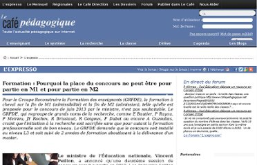 http://www.cafepedagogique.net/lexpresso/Pages/2012/10/15102012Article634858803485529699.aspx