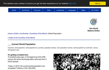 http://www.nationsonline.org/oneworld/world_population.htm