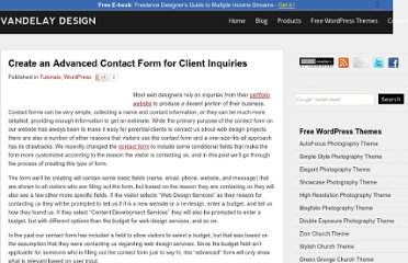 http://vandelaydesign.com/blog/wordpress/advanced-contact-form/