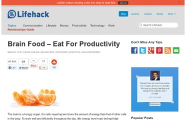 http://www.lifehack.org/articles/lifehack/brain-food-eat-for-productivity.html