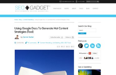 http://seogadget.com/using-google-docs-to-generate-hot-content-strategies/