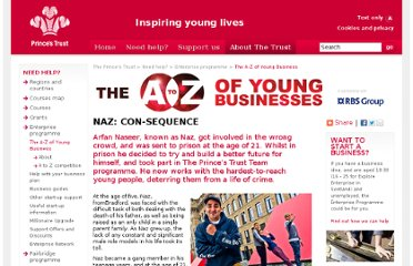 http://www.princes-trust.org.uk/about_the_trust/the_a-z_of_young_business/n_-_arfan_naseer.aspx