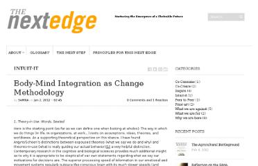 http://thenextedge.org/2012/01/body-mind-integration-as-change-methodology/