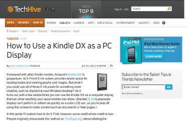 http://www.techhive.com/article/259582/how_to_use_a_kindle_dx_as_a_pc_display.html