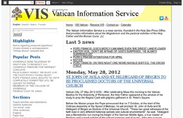 http://visnews-en.blogspot.com/2012/05/st-john-of-avila-and-st-hildegard-of.html