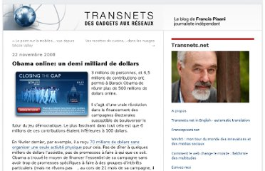 http://pisani.blog.lemonde.fr/2008/11/22/obama-online-un-demi-milliard-de-dollars/