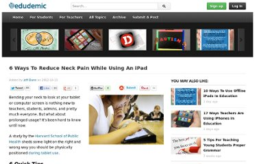 http://edudemic.com/2012/10/ipad-neck-pain/