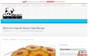 http://www.cookingpanda.com/simplerecipes/delicious-upside-down-cake-recipe/