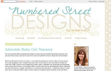 http://numberedstreetdesigns.blogspot.com/2012/03/adorable-baby-girl-nursery.html