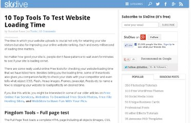 http://slodive.com/web-development/10-top-tools-test-website-loading-time/