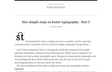 http://www.markboulton.co.uk/journal/five-simple-steps-to-better-typography-part-3