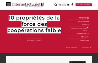 http://www.internetactu.net/2008/02/08/10-proprietes-de-la-force-des-cooperations-faible/