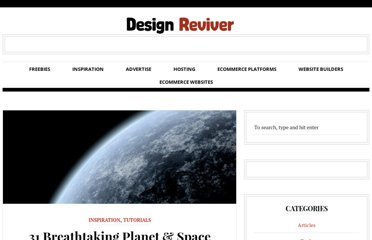 http://designreviver.com/inspiration/31-breathtaking-planet-space-tutorials-for-photoshop/