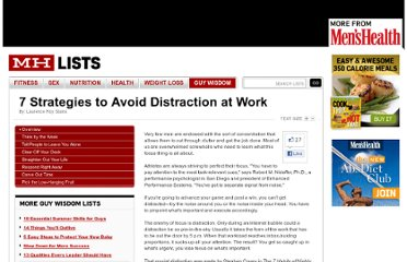http://www.menshealth.com/mhlists/prevent_distraction/index.php?cm_mmc=Facebook-_-MensHealth-_-Content-GuyWisdom-_-FocusAtWork